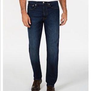 Calvin Klein Straight Leg Jeans Size 34